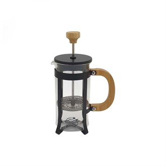 BAMBU FRENCH PRESS 350 ML SiYAH