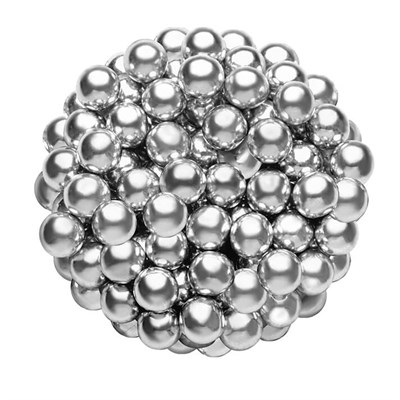 DR Dusto Decorative Silver Dragee NO 5 250 g
