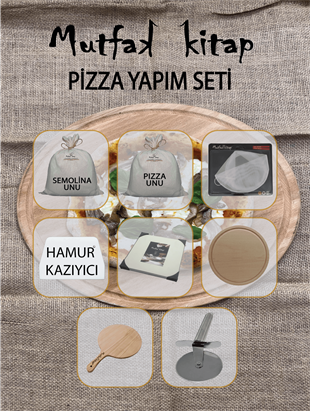 PİZZA YAPIM SETİ